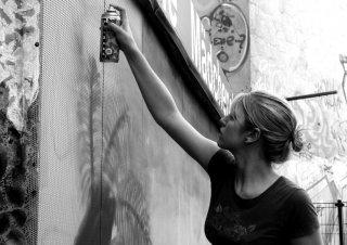 Girlzculture - Dokumentationsfotos eines Kulturprojekts